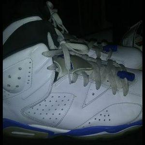 Jordan's retro 7